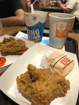 Foto - Makanan di Burger King oleh @yoliechan_lie