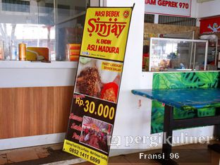 Foto review Bebek Sinjay H. Endin oleh Fransiscus  1