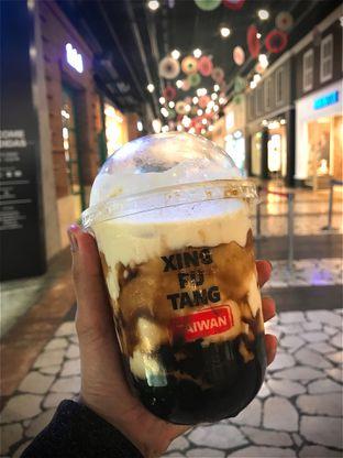 Foto 1 - Makanan(Brown Sugar Boba Milk) di Xing Fu Tang oleh Fadhlur Rohman
