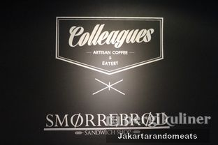 Foto 4 - Interior di Colleagues Coffee x Smorrebrod oleh Jakartarandomeats
