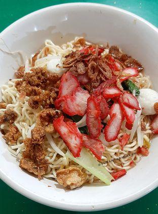 Foto review Wan Tan Mie A Sam oleh Veronica Juliani @sukanyarimakan 1