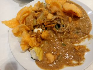 Foto 2 - Makanan di Gado - Gado Cemara oleh Fuji Fufyu