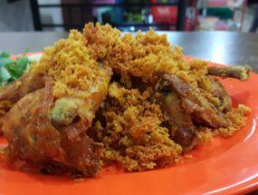 Foto Ayam Goreng Kalasan Borobudur