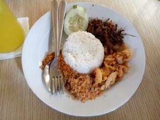 Foto 1 - Makanan(Nasi Udang Empal Bu Rudi) di Depot Bu Rudy oleh Ratu Aghnia