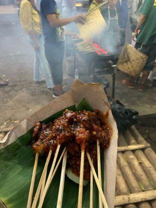 Foto 2 - Makanan di Sate Jando oleh hokahemattiga
