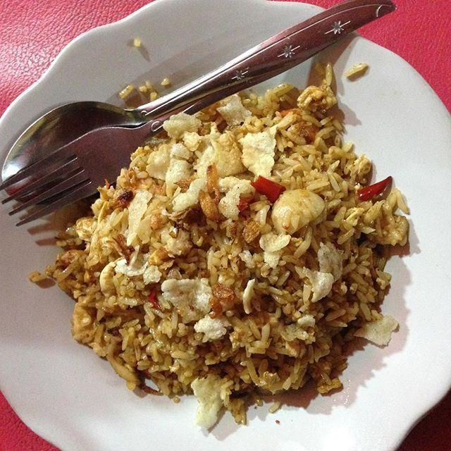 Nasi Goreng Bang Ronie Kota Lengkap Menu Terbaru Jam Buka
