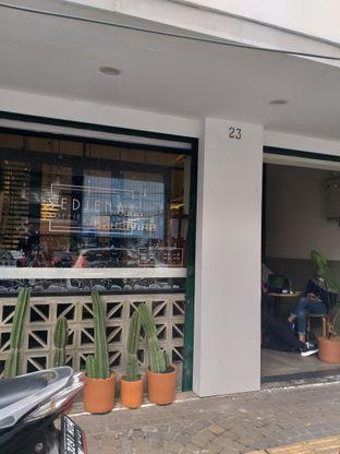 Foto 1 - Eksterior di Sedjenak Koffie En Eethuis oleh Sari Cao