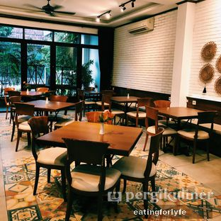 Foto 1 - Interior di Tjikinii Lima oleh Fioo | @eatingforlyfe