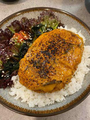 Foto 1 - Makanan di Kinkitsuya oleh Cheristine Wohangara