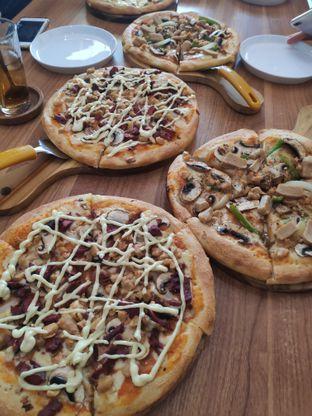 Foto review iVegan Pizza oleh Jeffri Suciokto 1