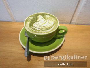 Foto 2 - Makanan(Green Tea Latte) di Coffee Cup by Cherie oleh Selfi Tan