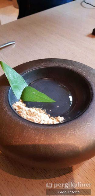Foto review Oku Japanese Restaurant - Hotel Indonesia Kempinski oleh Marisa @marisa_stephanie 2