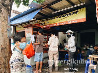Foto review Soto Tangkar & Sate Kuah Mas Hery oleh Icong  1