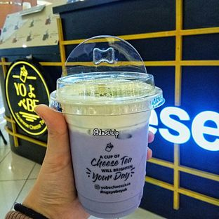 Foto review Yobe Cheese Tea oleh felita [@duocicip] 1
