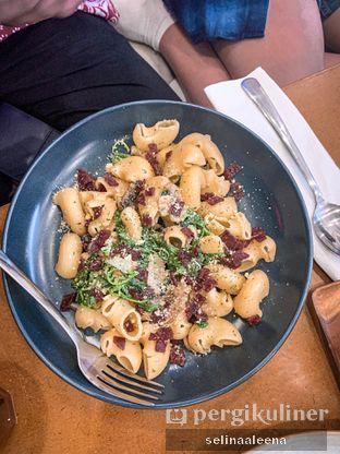 Foto 2 - Makanan(Creamy Pipe Rigate Pesto) di Bottlenose Shack oleh Selina Lim