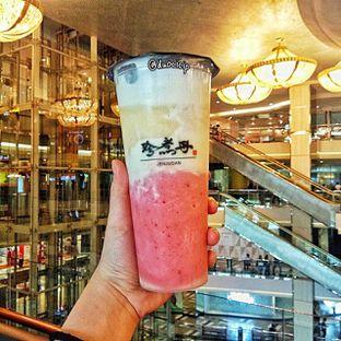 Foto 2 - Makanan(Strawberry mango smoothies) di Truedan oleh duocicip