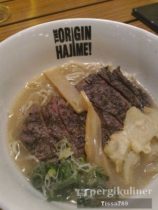 Foto 2 - Makanan di Hajime Ramen oleh Tissa Kemala