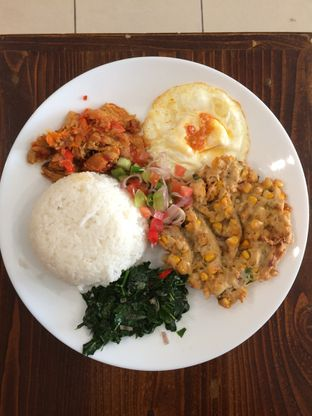 Foto 1 - Makanan di Rumah Makan Manado by TunaGrill oleh @Sibungbung