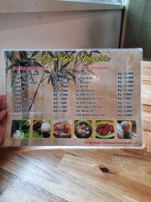 Foto review Ayam Bakar Megaria oleh Stefy Tan 3