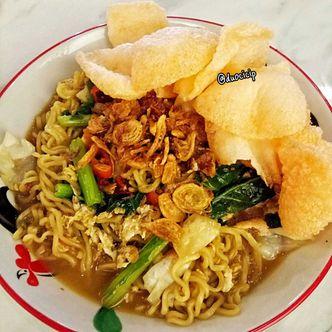 Foto Makanan di Bakmi Sombong
