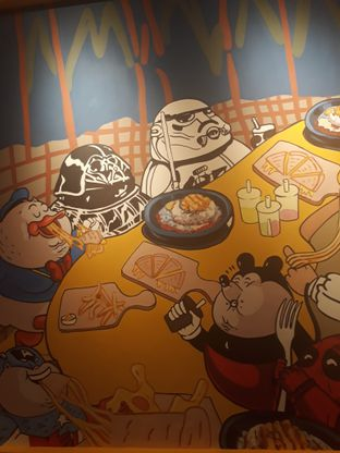 Foto 9 - Interior di Master Cheese Pizza oleh Mouthgasm.jkt