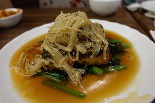 Foto 4 - Makanan(Tahu Siram Jamur Enoki) di Sanur Mangga Dua oleh Yuli || IG: @franzeskayuli