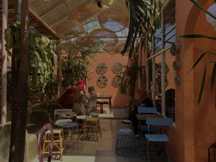 Foto 6 - Interior di Tropikal Coffee oleh Mola Hidratinum