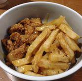 Foto Pop Corn Chicken With Fries di Atlast Kahve & Kitchen