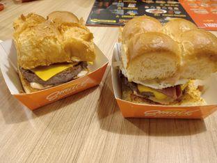 Foto 2 - Makanan di Smack Burger oleh @egabrielapriska
