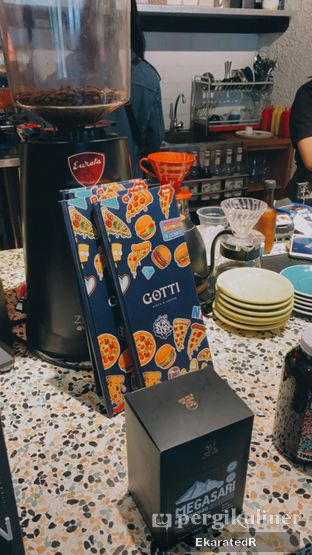 Foto 3 - Makanan di Gotti Pizza & Coffee oleh Eka M. Lestari