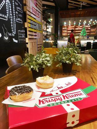 Foto 1 - Makanan di Krispy Kreme Cafe oleh Prido ZH