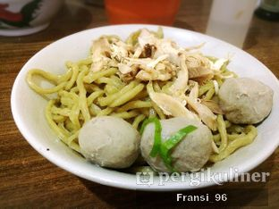 Foto 2 - Makanan di Bakmi Karet Krekot oleh Fransiscus