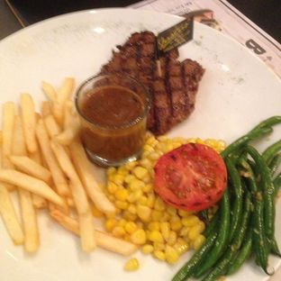 Foto 3 - Makanan(Local Tenderloin Steak) di Justus Steakhouse oleh Dianty Dwi