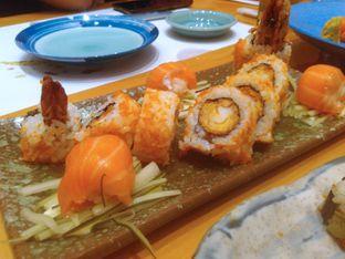 Foto 7 - Makanan(dragon ball sushi roll (IDR 130k) ) di Sushi Sei oleh Renodaneswara @caesarinodswr