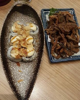 Foto review Sushi Tei oleh Kezia Tiffany 1