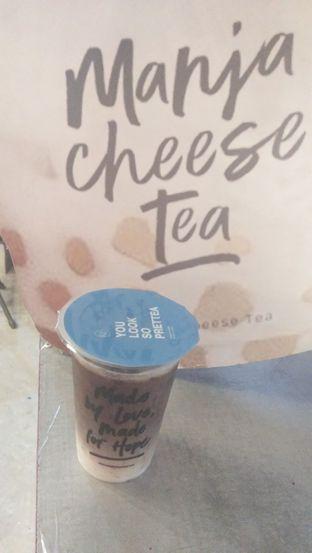 Foto review Manja Cheese Tea oleh Review Dika & Opik (@go2dika) 6