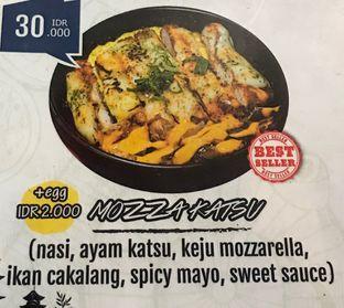 Foto 1 - Menu di Jikasei Sushi oleh Levina JV (IG : levina_eat )