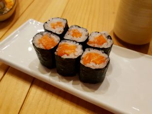 Foto review Nama Sushi by Sushi Masa oleh Vising Lie 4