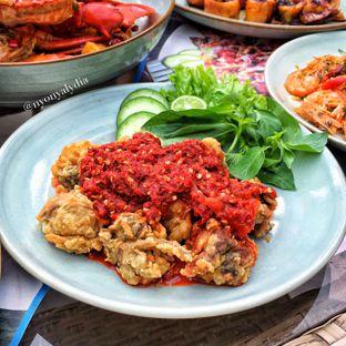 Foto review Sate & Seafood Senayan oleh Lydia Adisuwignjo 7