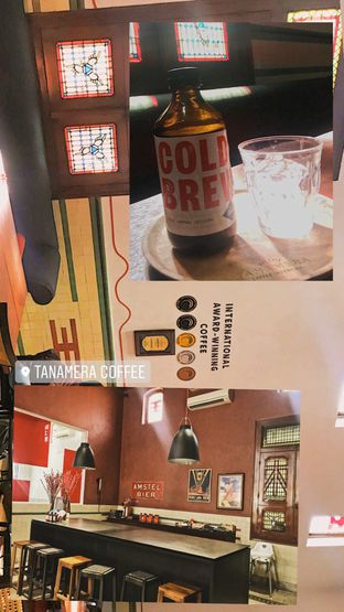 Foto 2 - Interior di Tanamera Coffee Roastery oleh @qluvfood