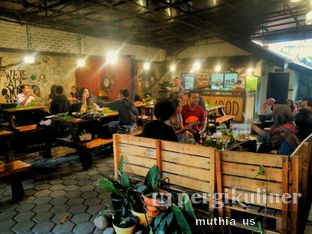 Foto review North Wood Cafe oleh Muthia US 5