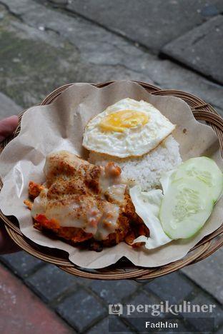 Foto review Kakkk Ayam Geprek oleh Muhammad Fadhlan (@jktfoodseeker) 5