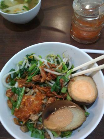 Foto Makanan di Mie Zhou