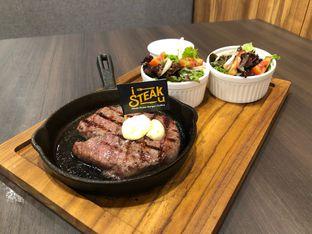Foto review iSTEAKu oleh Budi Lee 2