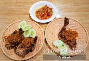 Foto 1 - Makanan(Ayam Bakar) di Ayam Bakar Samrat oleh Velvel