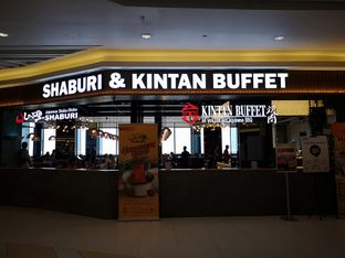 Foto 7 - Eksterior di Shaburi & Kintan Buffet oleh om doyanjajan