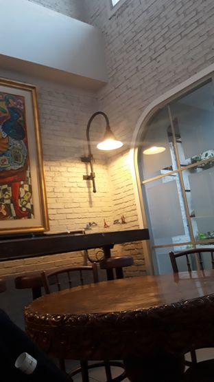 Foto 2 - Interior di Trafique Coffee oleh Mouthgasm.jkt