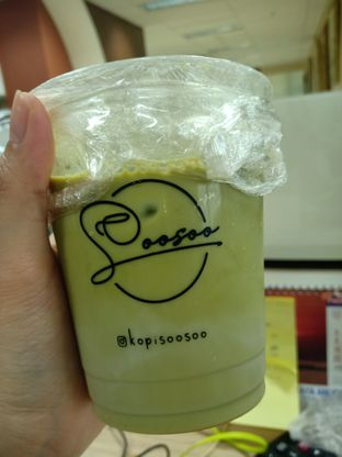 Foto review SooSoo oleh @egabrielapriska  1