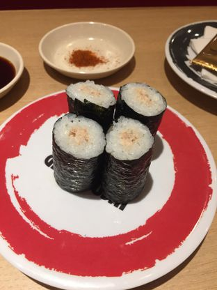 Foto 3 - Makanan di Genki Sushi oleh @Itsjusterr