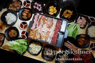 Foto 1 - Makanan di Gubhida Korean BBQ oleh Shella Anastasia
